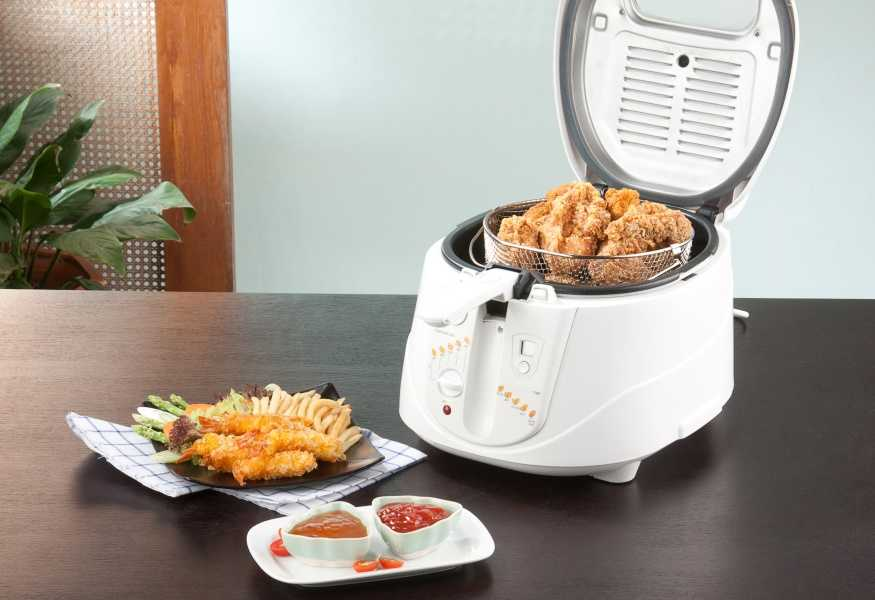 Is Hot Air Frying Healthy? The Health Benefits of Air Fryers
